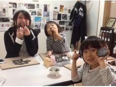 クッキー型で抜くだけ、初めてでも簡単♪ お子様と一緒に親子でも楽しめます(^^)