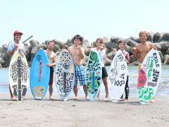5人までのグループ参加OKだから、みんなで楽しい夏の思い出ができる☆6人以上のグループの場合は事前にご連絡ください!