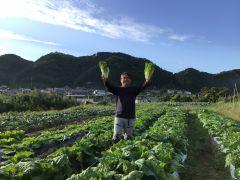 ひろせファームは自然豊かな農園です!