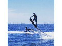愛知自然の海でマリンホバーボード体験!(リミット)