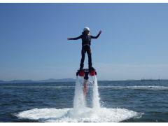 海でやるからマリンスポーツ!!☆フライボード体験(リミット)