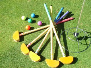 グラウンドゴルフ 8ホール(フジプレミアムリゾート内)