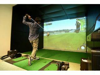 全世界145ヶ所のゴルフコースが楽しめるラウンドモード!
