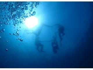 ≪学生限定プラン≫≪3名様〜≫≪500円割引!≫【体験ダイビングにシュノーケル付きなお得プラン♪】お友達と楽しい思い出を作ろう♪