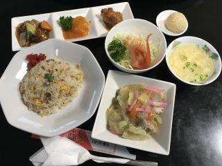 いいとこどり♪「幻の中華美膳」
