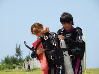 スキューバダイビングスクール(2日間コース)