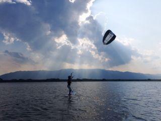 【名古屋/SUP&カイトorエアセイル】1日でウォータースポーツを大満喫! 木曽川でよくばりに遊ぼう!!