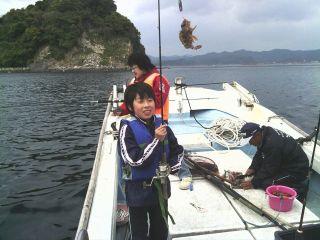 ベテラン漁師がガイドします。お子様でもOK!