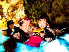 お子様との思い出も水中写真無料プレゼントで思い出をお残し頂けます!!