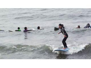 サーフィン体験スクール☆ボード・ウエットスーツレンタル込♪