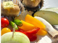 焼き野菜 イメージ ※仕入れ状況により野菜が変わるこもあります