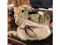 三重県の名物、ぷりっぷりの牡蠣!殻付きの牡蠣なので、うまみを逃しません!!
