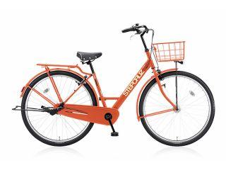 たくさんお土産を買っても大丈夫♪ カゴの大きな自転車もご用意。