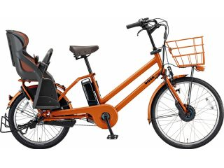 子供乗せ電動アシスト付き自転車ビッケグリdd
