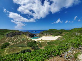 南島の東尾根からの眺めは小笠原に来たらぜひ見てほしい絶景ポイントです!