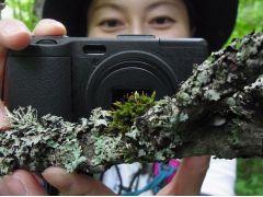 カメラは忘れずに♪マクロ撮影機能が付いたカメラだとさらに楽しめます。