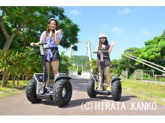 石垣島でセグウェイツアーができるのは、平田観光だけ!!