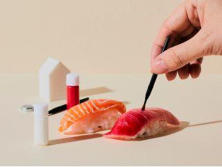 ほんものそっくり! おいしそうな江戸前寿司作りにチャレンジ★