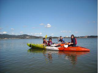 カヌー体験ツアー