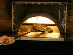 本格石窯ピザ