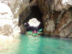 洞窟へGO