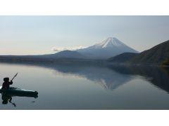 千円札の富士山 超絶景です