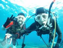 【初めての方でも安心♪】南紀白浜・体験ダイビング『プライベートコース♪』