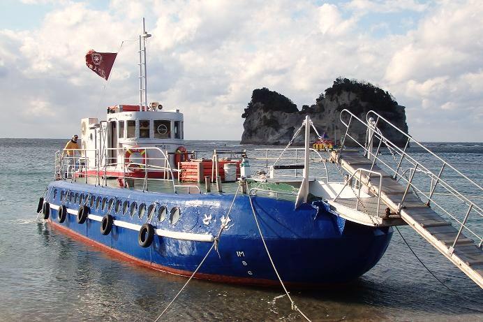 グラスボート体験≪円月島周辺の海を満喫♪≫