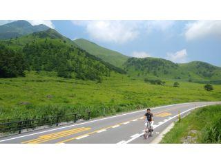 自転車での観光は気持ちが良いですよ!
