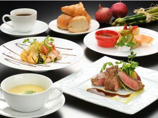 牛サーロイン洋食ランチコース