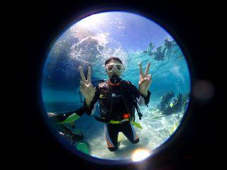 石垣島でダイビングデビューしよう!親子で一緒に潜っちゃうなんで事もアリですよ♪
