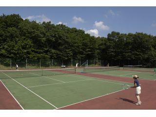 テニス(ハードコート)4時間パック
