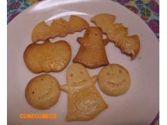 やさしい甘さで、しっとり食感の「米粉クッキー」完成です!