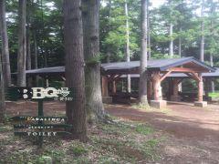牧場内にあるBBQ施設にて時間無制限でBBQをお楽しみ頂けます!