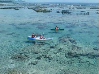 沖縄本島南部に、こんなスポットがあるって知ってましたか?サンゴの海に癒されてみてはいかが。
