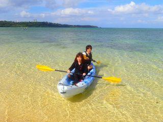 綺麗な海へ漕ぎだそう!!