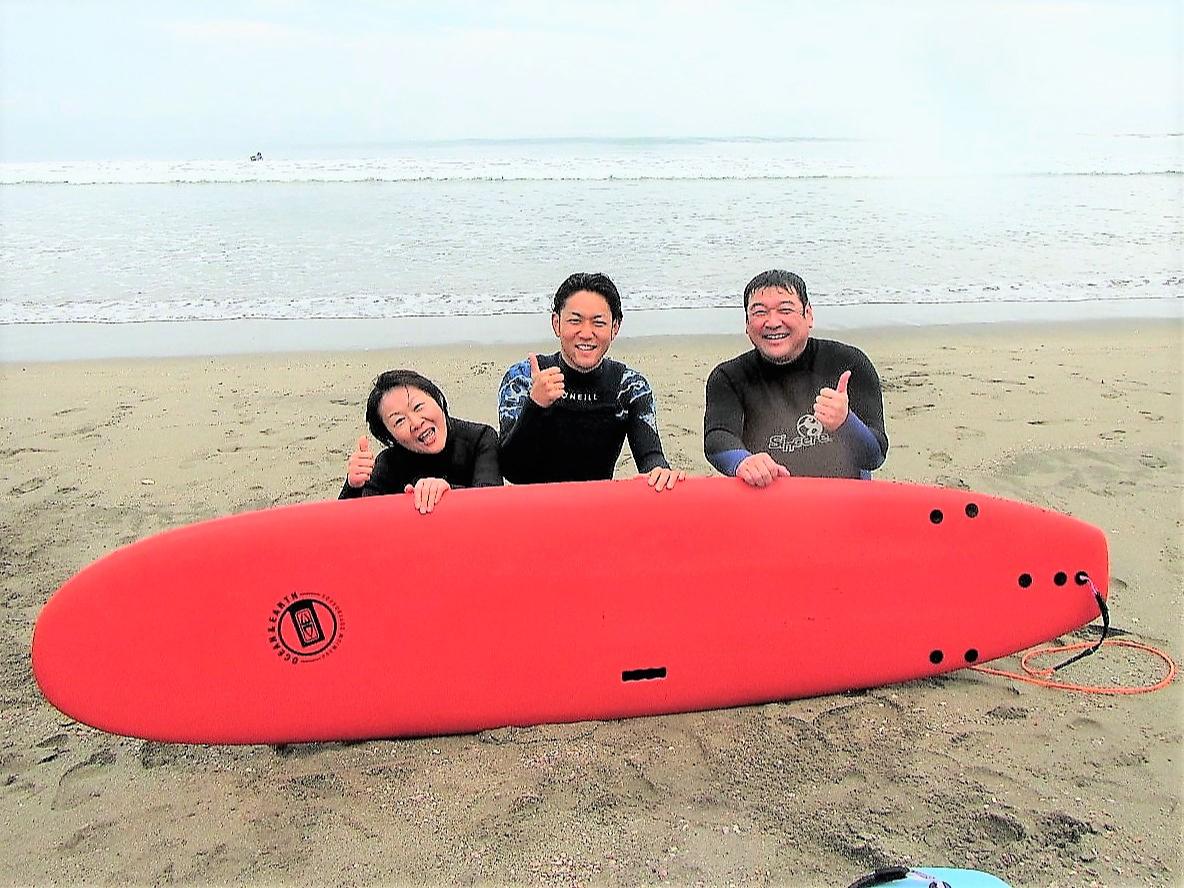 *◆カップルプラン◆*手ぶらでサーフィンデート≪お得な1000円引き!≫≪旅の思...