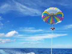 高い所は平気、だけど海が少し怖い、100メートルプランなら大丈夫!!