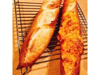 【横浜のお洒落なパン教室】初めての方も大歓迎!フランスパン作り(全7種類)プラン★