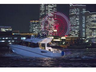 横浜港の景色を、お楽しみいただけます!