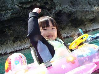 2歳~60歳以上の方、泳げない方、初心者さんも安心して楽しめる!