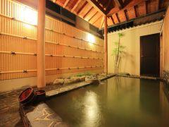 貸切温泉の一例