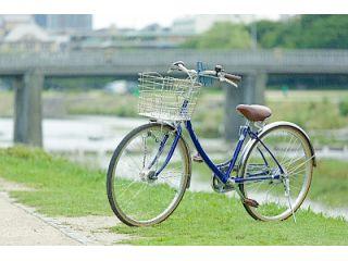 ●EMタイプ(電動親子用/3段変速)26インチ●1日レンタサイクル/ファミリーにおすすめ/便利な、『オリジナル自転車京都MAP』プレゼント!★≪自転車観光初心者の方にも安心!≫