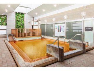 シャイニングスパ(高温サウナ、冷風室、トゴール浴など)