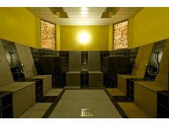 ストーンサウナ(座って入れる4種類の岩盤浴をお楽しみいただけます
