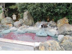 もう1つの露天風呂で、イベント風呂はこちらの露天風呂で行われます。