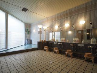 温泉・露天風呂にサウナもありますよ♪