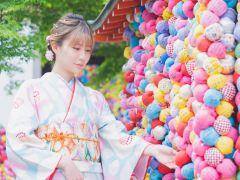 京都の着付けなら、テレビや雑誌などのメディアで確かな実績を残す当店にお任せください♪