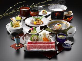 和牛しゃぶしゃぶの料理イメージ