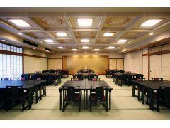 お食事会場のイメージ(予約の状況により場所が変更になる場合がございます)